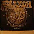 Saxon - Patch - Saxon, Ritual patch