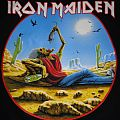 Iron Maiden Somewhere Back in Time Texas Event shirt
