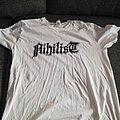 Nihilist - TShirt or Longsleeve - Nihilist T-shirt