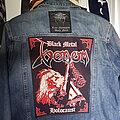 "Venom - Battle Jacket - ""Vintage"" jacket"