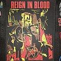 Slayer - Patch - Slayer Reign backpatch