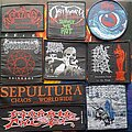 Sepultura - Patch - Death metal patches