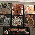 Cannibal Corpse - Patch - Cannibal Corpse patches