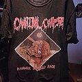 Cannibal Corpse - TShirt or Longsleeve - Hammer smashed face shirt