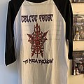 Celtic Frost To Mega Therion Baseball T TShirt or Longsleeve