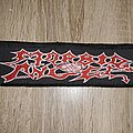 Morbid Angel - Patch - Morbid Angel - strip logo patch