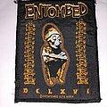 Entombed - Patch - Entombed - DCLXVI patch