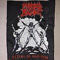 Morbid Angel - Patch - Morbid Angel - Altars of Madness Backpatch