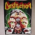 Destruction - Patch - Destruction - Release From Agony nackpatch