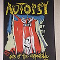 Autopsy - Patch - Autopsy acts of the unspeakable backpatch