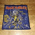 Iron Maiden - Patch - Iron maiden live after death patch