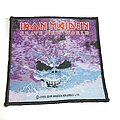 Iron Maiden - Patch - Iron Maiden Brave New World patch