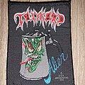 Tankard - Patch - Tankard alien 1990 patch