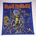 Iron Maiden - Patch - Iron maiden live after death patch unused