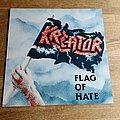 Kreator - Tape / Vinyl / CD / Recording etc - Kreator vinyl flag of hate