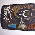 King Diamond - Patch - King Diamond - The Dark Sides Printed Patch