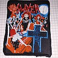 Slayer - Patch - slayer live undead patch screen printing