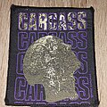 Carcass - Patch - Carcass necrohead patch 1992