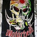 Motörhead flags orgasmatron