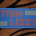 Thin Lizzy - Logo patch