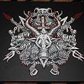 Impiety - Vengeance Hell Immemorial CD Tape / Vinyl / CD / Recording etc