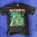 Iron Maiden 2008 tour T-shirt Small