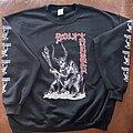 Bolt Thrower - TShirt or Longsleeve - Bolt Thrower unleashed sweater XL