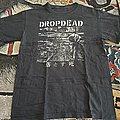 DROPDEAD - T-Shirt - 落とす死 - M - 2 sided Print