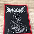 Temple Nightside Official Woven Patch