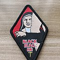 Black Flag Woven Patch