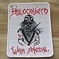 Holocausto Woven Patch