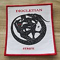 Diocletian Official Woven Patch 2
