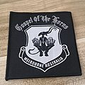 Gospel of the Horns Official Woven Patch