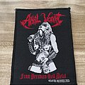 Anal Vomit Official Woven Patch