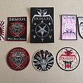 Abigail Official Woven Patches