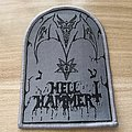 Hellhammer Woven Patch 1