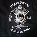 Baise Ma Hache/ Paul Waggener – Black Metal Outlaw Country  TShirt or Longsleeve
