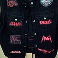 Lamb Of God - Battle Jacket - Custom Metal Vest