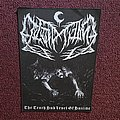 Leviathan - Patch - Leviathan - The Tenth Sub Level of Suicide (Back patch)