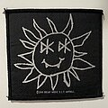Dead Kennedys - Patch - Dead Kennedys 2001 sun face patch