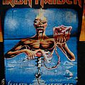 Iron Maiden - Seventh son of the seventh son vintage backpatch