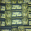 Tygers of pan tang - strip woven patch
