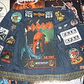 Metal Punk Vest In Process  Battle Jacket
