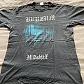 Burzum - TShirt or Longsleeve - Old Burzum shirt.