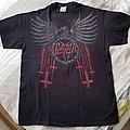 Slayer 'Eagle Splatter' t-shirt