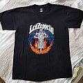 Led Zeppelin - TShirt or Longsleeve - Led Zeppelin 'Knight' t-shirt