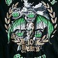 Overkill skullkrushers fanclub shirt