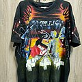 Metallica - TShirt or Longsleeve - Metallica All Over Print 1991 WildOats