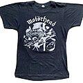 Motörhead - TShirt or Longsleeve - Motörhead 1980 Bomber Tour Shirt