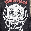 Motörhead - Patch - Motörhead 1980s Snaggletooth official patch
